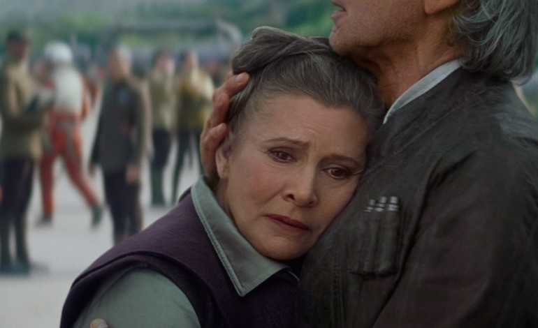 Carrie Fisher in ICU Following Reported Heart Attack