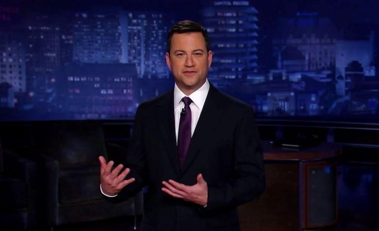 Jimmy Kimmel to Host 89th Academy Awards