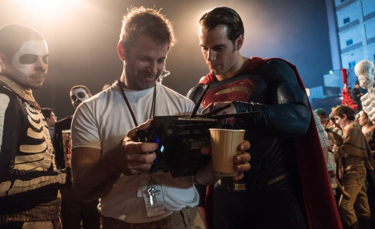 'Justice League' Director Zack Snyder to Helm 'The Last Photograph'