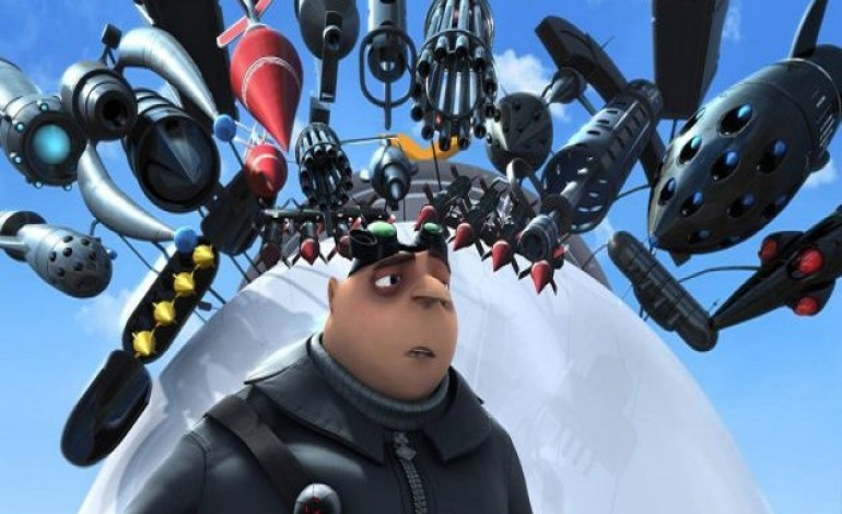 'Despicable Me 3′ Trailer Out Now