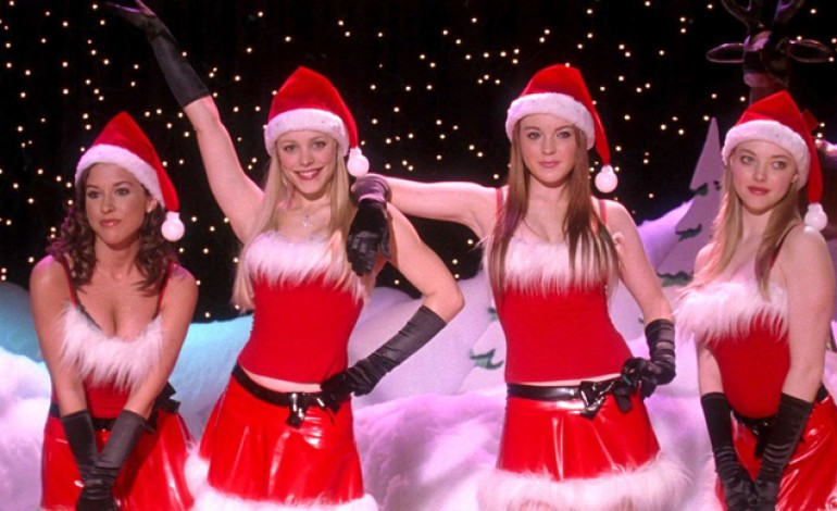 Lindsey Lohan Has Story Idea for 'Mean Girls' Sequel