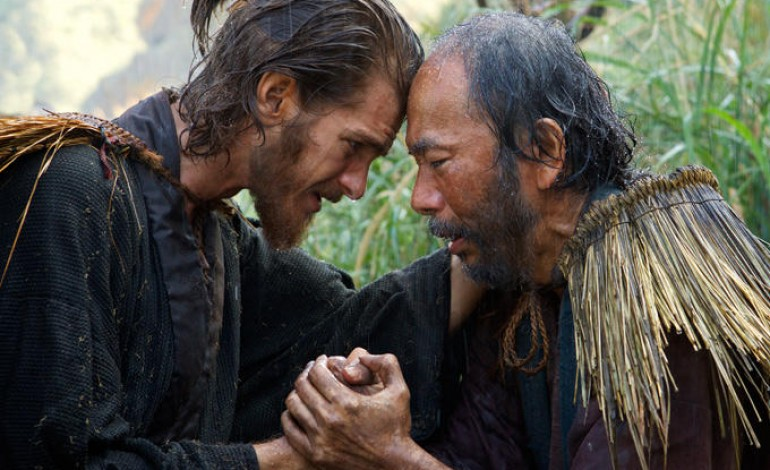 Movie Review – 'Silence'