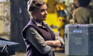 Carrie Fisher's Work on 'Star Wars: Episode VIII' Completed Before Passing