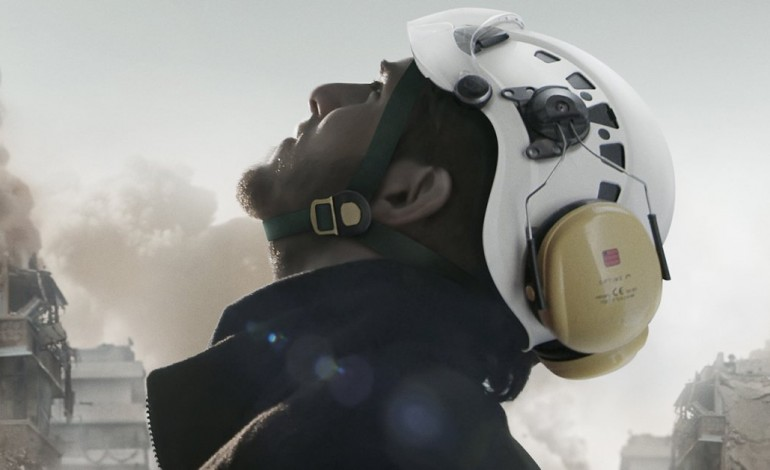 George Clooney and Grant Heslov to Develop Feature Based on Doc 'The White Helmets'