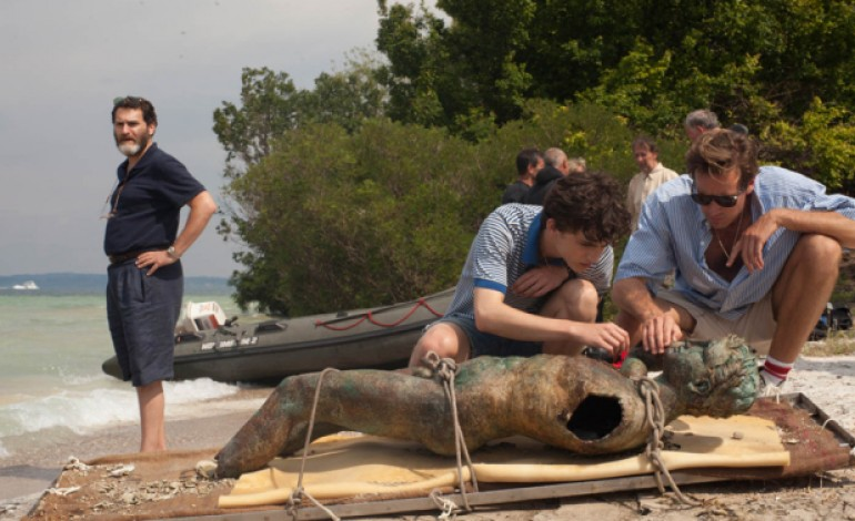 Sony Pictures Classics Acquires Luca Guadagnino's 'Call Me By Your Name'