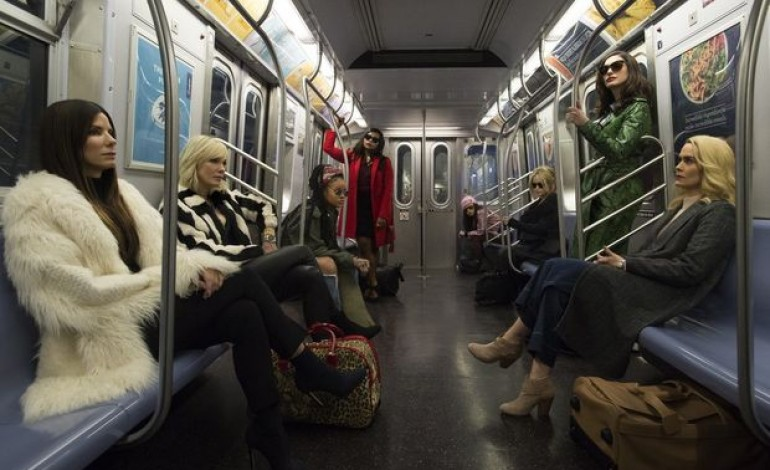 First Look at 'Ocean's Eight'