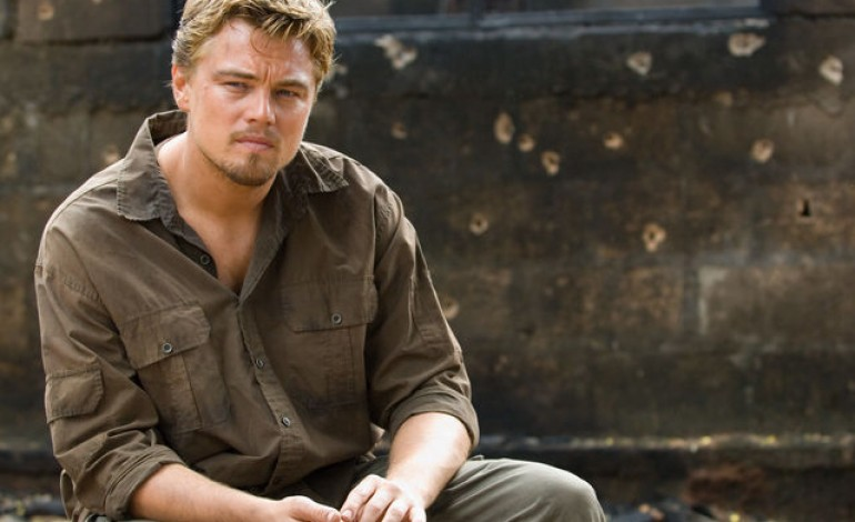 Paramount Pictures Acquires Leonardo DiCaprio Vehicle 'The Black Hand'