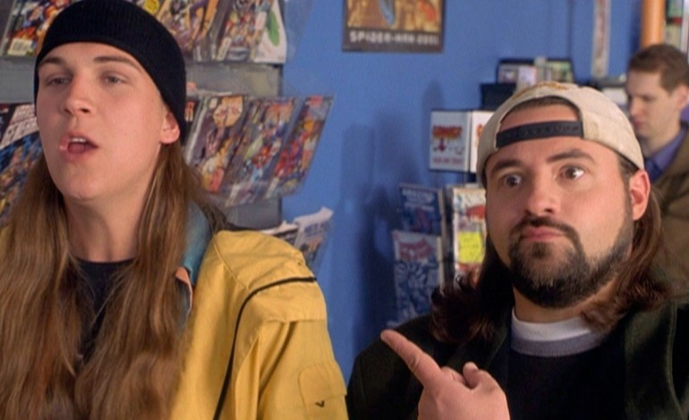 Kevin Smith Takes to Social Media -Reveals Plans for New 'Jay and Silent Bob' Film