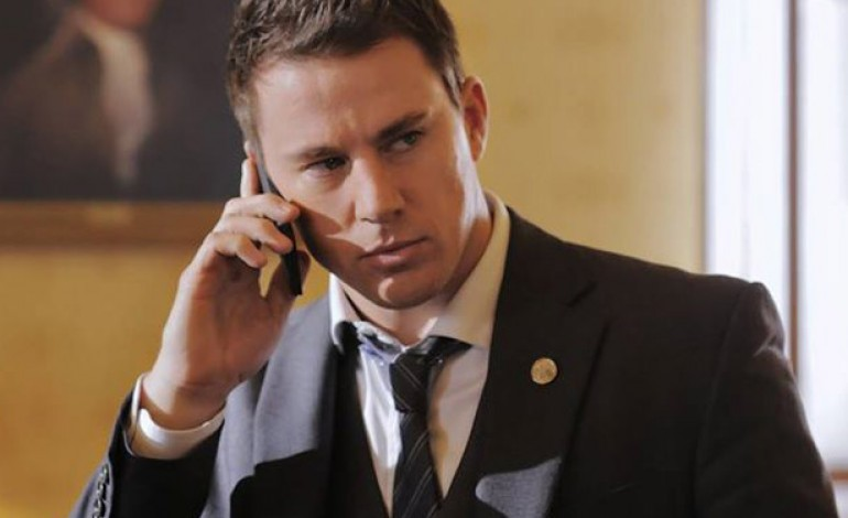 Channing Tatum Will Be George Washington in Netflix's First Animated Film 'America: The Motion Picture'