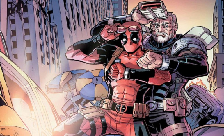 Wham! Deadpool and Cable to Appear in Fox's 'X-Force' Film