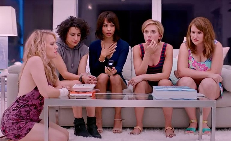 Scarlett Johansson and Friends Have a Really 'Rough Night'