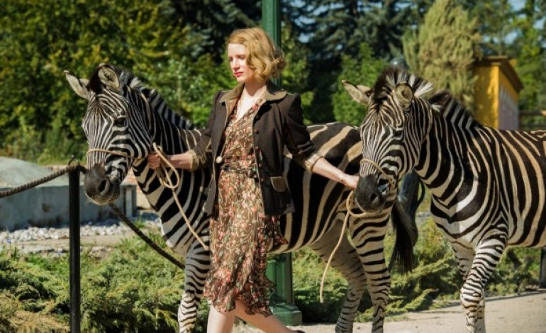 Movie Review – 'The Zookeeper's Wife'