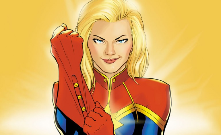 Ryan Fleck and Anna Boden Will Direct 'Captain Marvel'