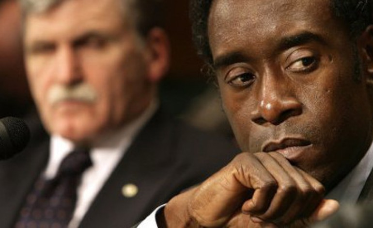 Don Cheadle to Produce/Star in 'Prince of Darkness', Story of 19th Century African-American Millionaire