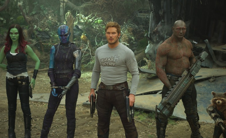 Movie Review – 'Guardians of the Galaxy: Vol. 2′
