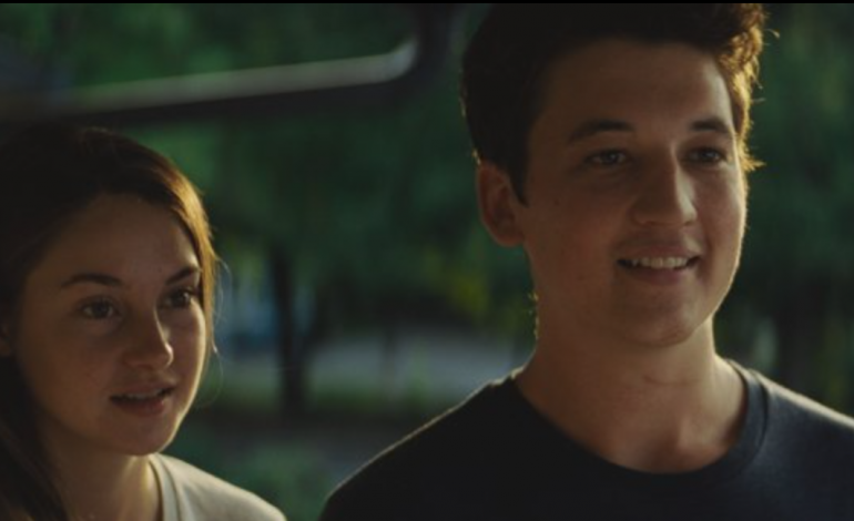 Miles Teller May Be Paired with Shailene Woodley Again in 'Adrift'