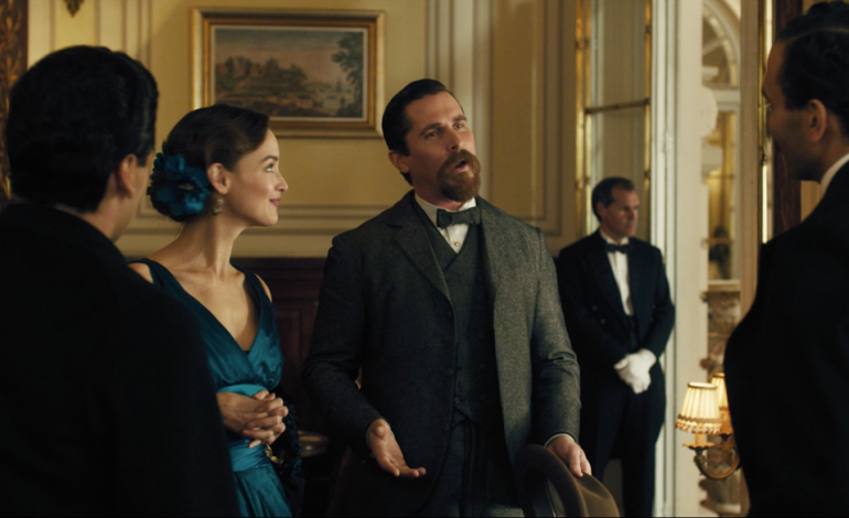 """Old Friends And New"" – Check Out a New Clip From 'The Promise' Starring Christian Bale and Oscar Isaac"