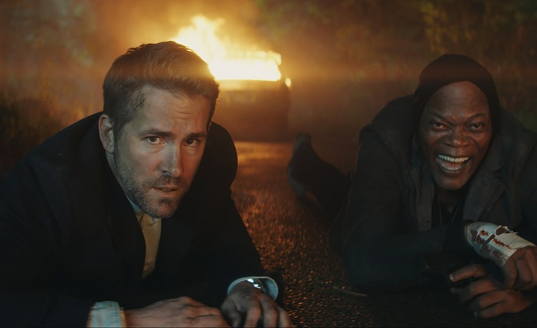 Chaos Ensues with 'The Hitman's Bodyguard' Red-Band Trailer