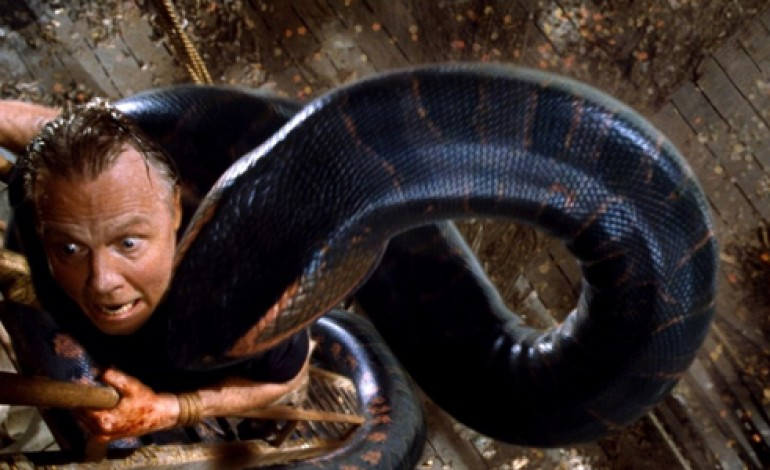 Don't Breathe…Don't Scream…'Anaconda' Turns 20