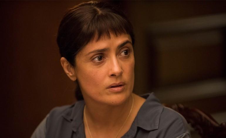 Salma Hayek and John Lithgow Spar in 'Beatriz at Dinner'
