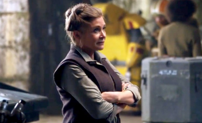 Carrie Fisher Confirmed to Appear in 'Star Wars: Episode IX'