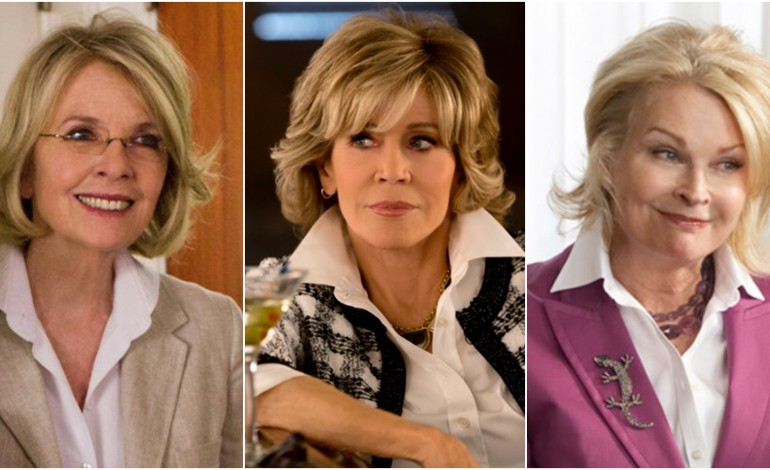 Diane Keaton, Jane Fonda, and Candice Bergen Starring in 'Book Club'