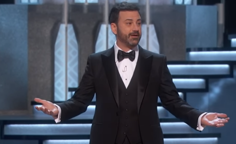 Jimmy Kimmel to Return as Oscar Host for 90th Academy Awards