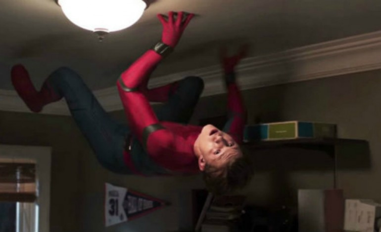 """You're the Spider-Man?"" Check Out a New Clip from 'Spider-Man: Homecoming'"