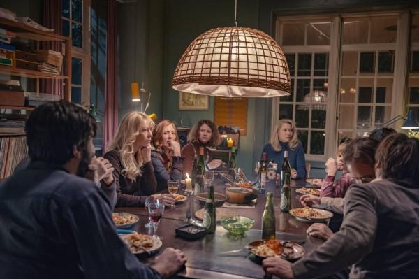 the commune dinner