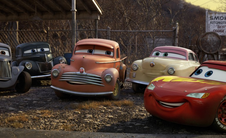 Box Office: 'Cars 3′ Leads, 'Wonder Woman' Holds, 'All Eyez on Me' Surprises