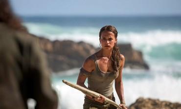 See More of Alicia Vikander in a New 'Tomb Raider' Trailer