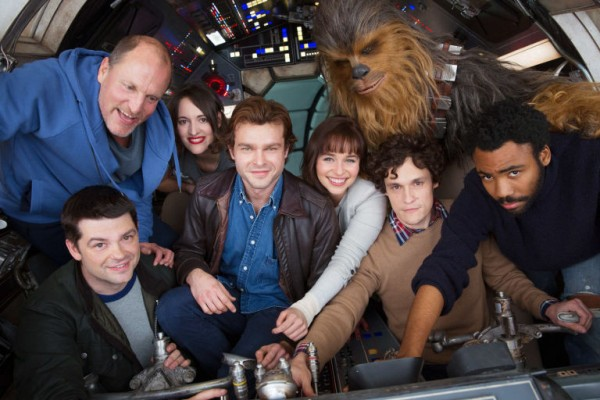 Situation Normal: Han Solo Anthology Film Loses Both Directors