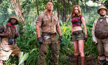 Teaser for 'Jumanji 2' Unveiled