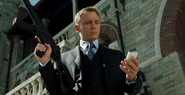 Here's Your (Rumored) Bond 25 Title and Villain
