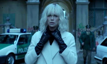 Movie Review -- 'Atomic Blonde'