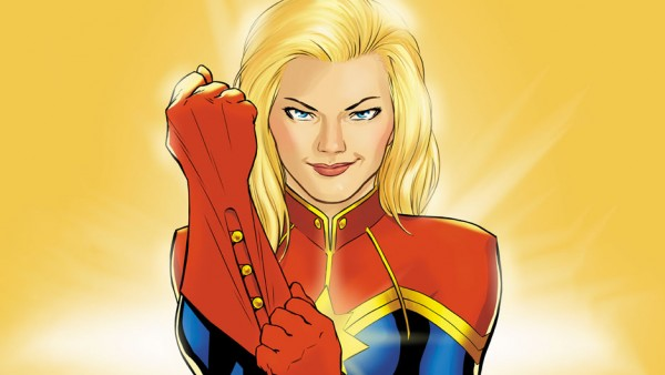 No Captain Marvel in Part One of 'Infinity War'