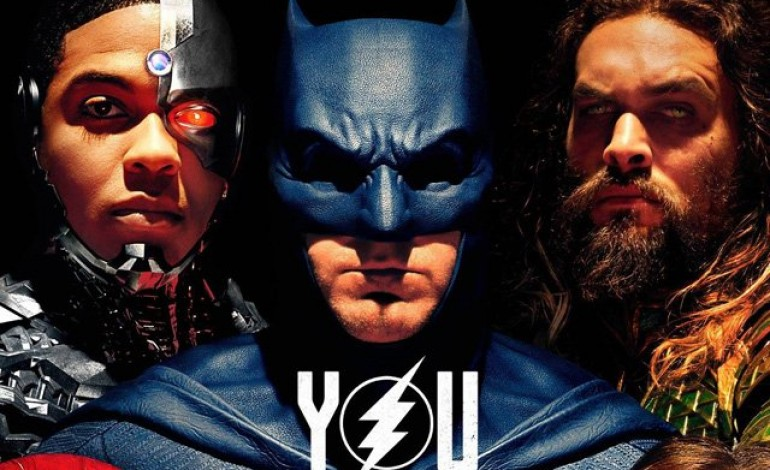 Justice League prepares for battle in new Comic-Con trailer
