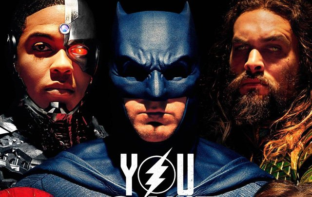 Warner Bros. Unveils New 'Justice League' Trailer