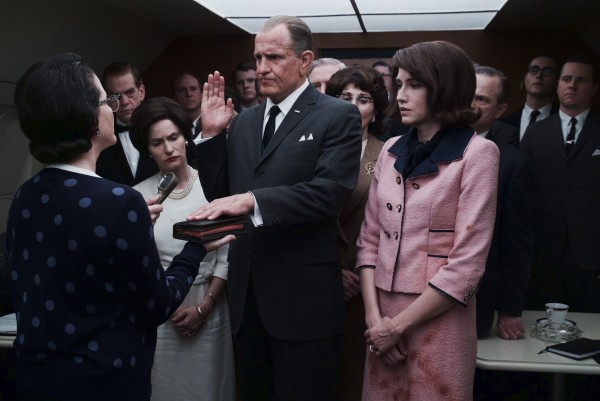 Woody Harrelson is Nearly Unrecognizable as the 36th President in 'LBJ' Trailer