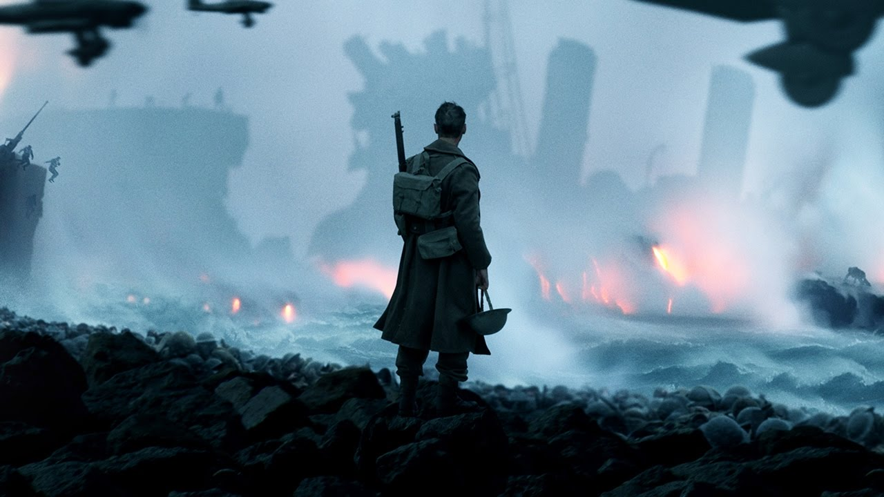 Movie Review -- 'Dunkirk'