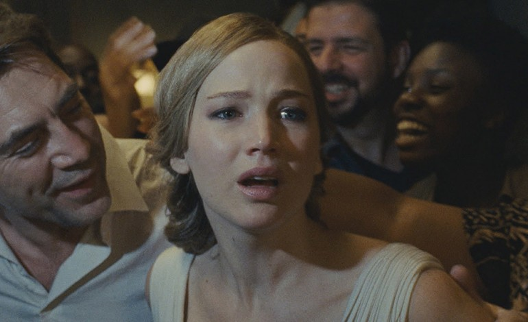 Watch an intense new clip from new Jennifer Lawrence thriller 'Mother!'