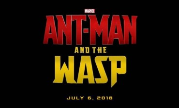 Production Is a Go for 'Ant-man and the Wasp'
