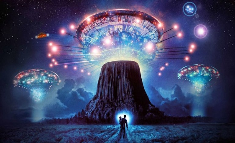 'Close Encounters' back to earth Friday for a 40th anniversary rewind