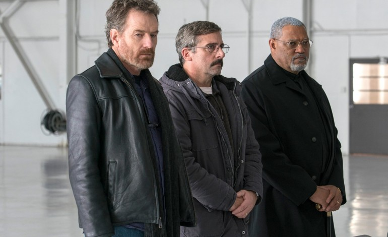 Trailer Arrives For Last Flag Flying