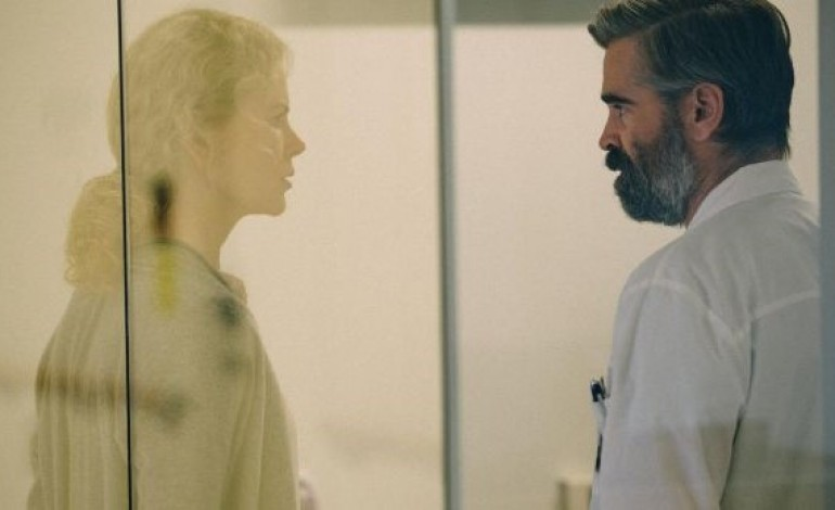 The Killing of a Sacred Deer Trailer Is Disturbing and Brilliant