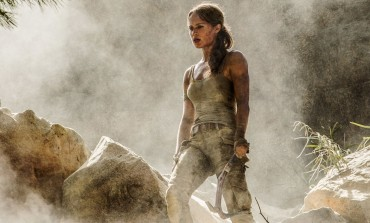 Alicia Vikander Death-Defies in First Trailer for 'Tomb Raider'