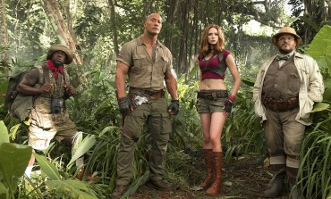New 'Jumanji: Welcome to the Jungle' Trailer Features an Exploding Kevin Hart