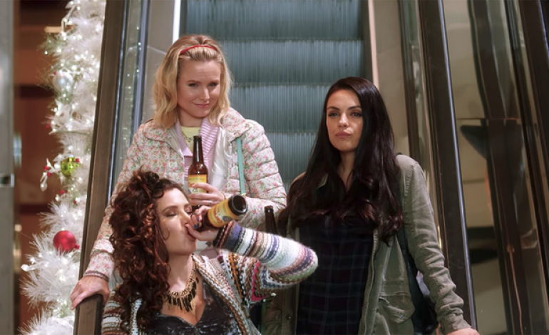 A Bad Moms Christmas Red Band Trailer #2: No More Perfect Christmases