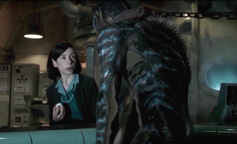 Guillermo del Toro Wins Venice Film Festival's Golden Lion for 'The Shape of Water'