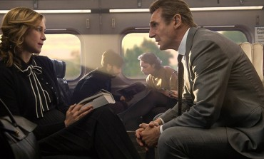 A Train Ride Home is Anything But Ordinary in New Trailer for 'The Commuter'